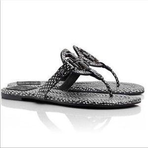 Tory Burch Miller 2 Polka Dot Sandals